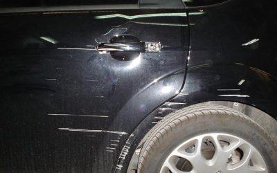 Reparación Puerta Coche